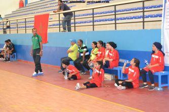 Handball Feminin ittihad Ait Melloul – Manar Elqods 20-05-2017_21