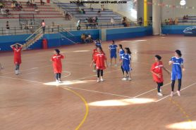 Handball Feminin ittihad Ait Melloul - ittihad Baamrani 20-05-2017_07