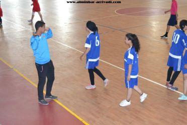 Handball Feminin ittihad Ait Melloul - ittihad Baamrani 20-05-2017_09