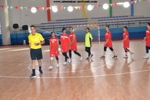 Handball Feminin ittihad Ait Melloul -Nadi Roudani 20-05-2017