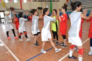 Handball Feminin ittihad Ait Melloul -Nadi Roudani 20-05-2017_08
