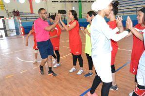 Handball Feminin ittihad Ait Melloul -Nadi Roudani 20-05-2017_09