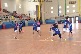 Handball Feminin Manar Elqods - ittihad Baamrani 20-05-2017_06