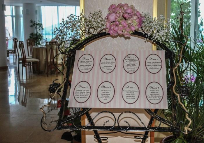 Decor nunta la mare