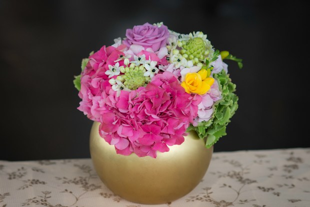 aranjamente florale nunta