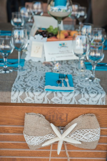 nunta tematica marina