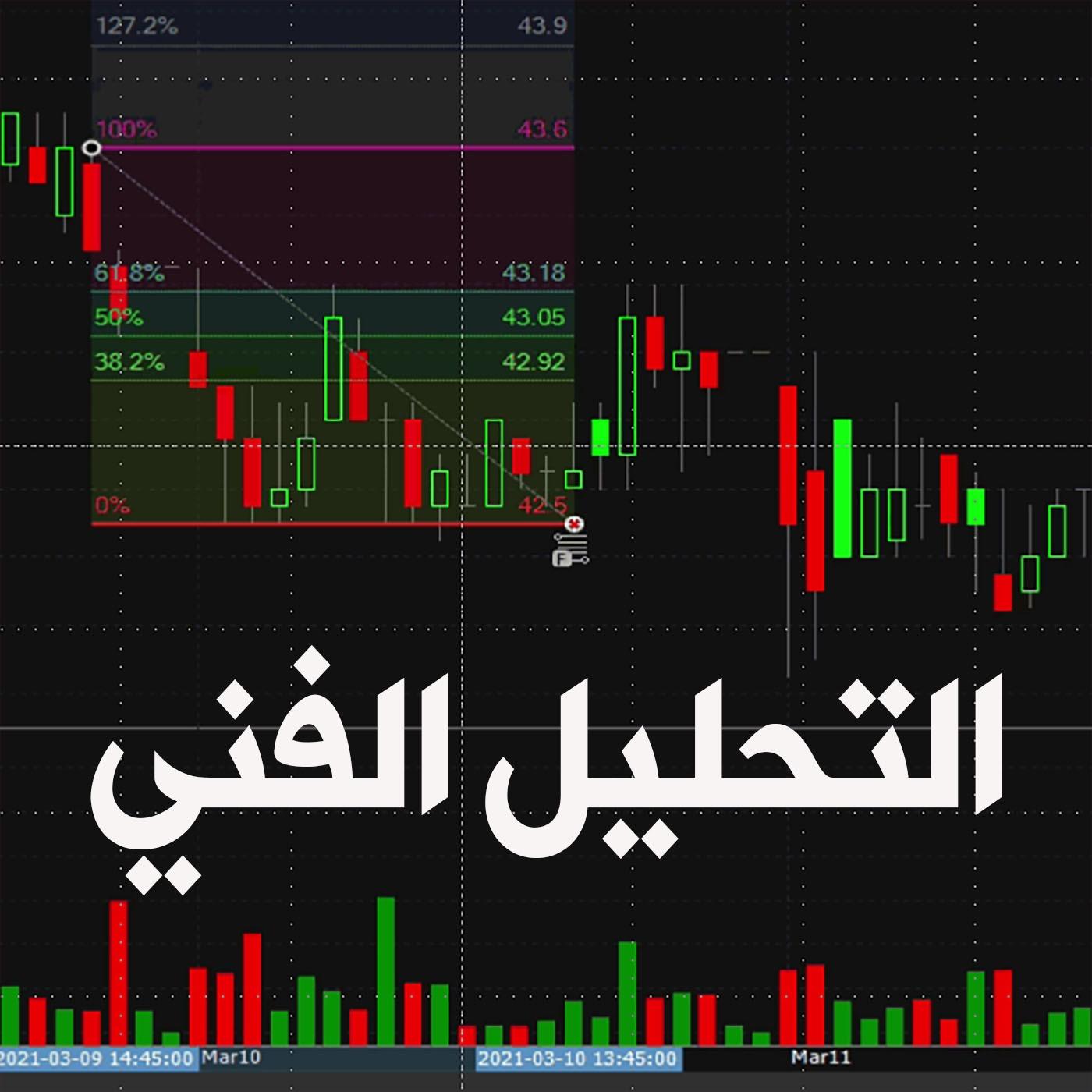 دورة التحليل الفني للمبتدئين كاملة لتعليم تحليل الاسهم السعودية وتحليل العملات الرقمية