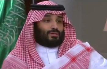 """اليوم.. مقابلة شاملة مع ولي ولي العهد على القناة السعودية """"فيديو"""""""