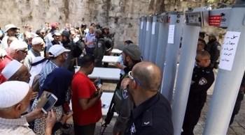 مبعوث ترامب يصل إسرائيل اليوم لحل قضية البوابات بالأقصى