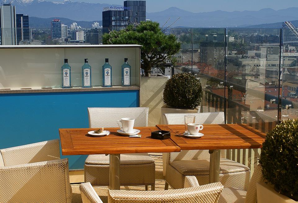 صور ديكورات اسطح منازل 2021