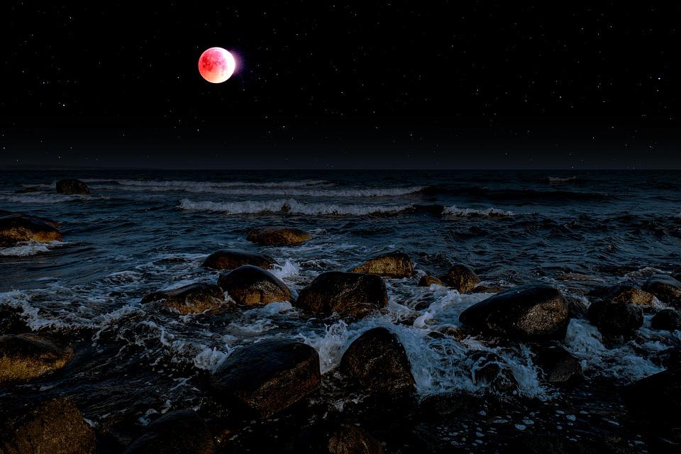 صور عن القمر جديدة 2021