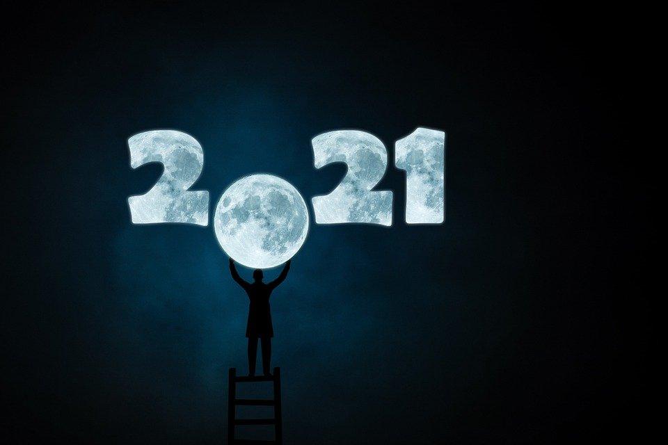 صور بروفايل السنة الجديدة 2021