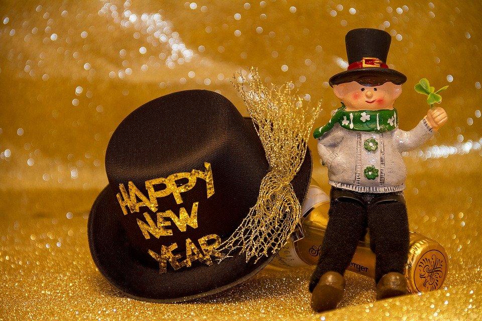 كروت وبطاقات تهنئة بمناسبة رأس السنة الميلادية Happy New Year 2021