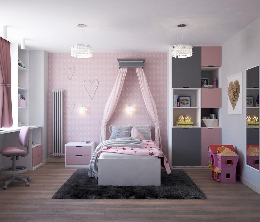 صور ديكورات غرف نوم اطفال 2021