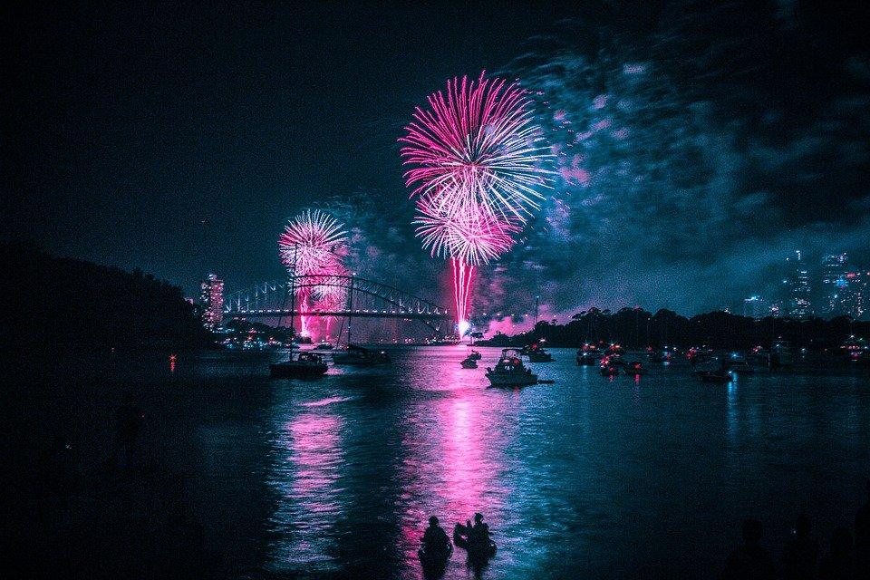 خلفيات رأس السنة الميلادية 2021 HD