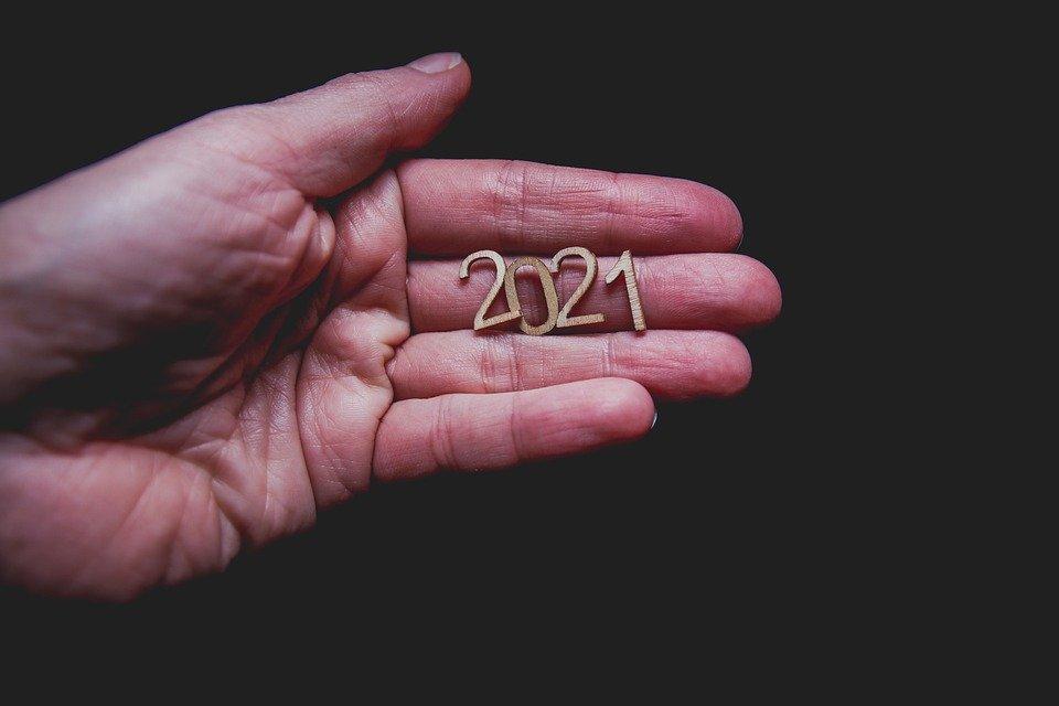 اغلفة للفيس بوك بمناسبة رأس السنة 2021