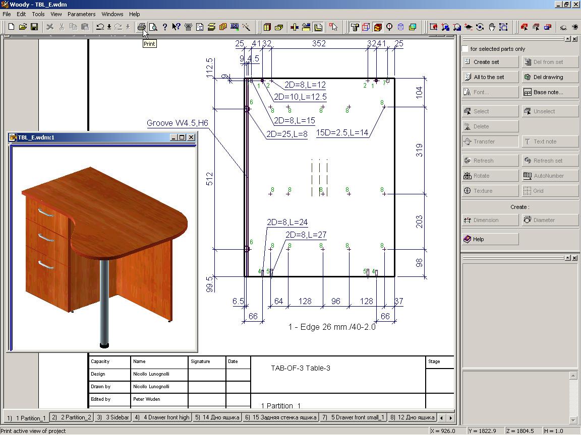 Re Furniture Design  Designworkshop 3d Forum