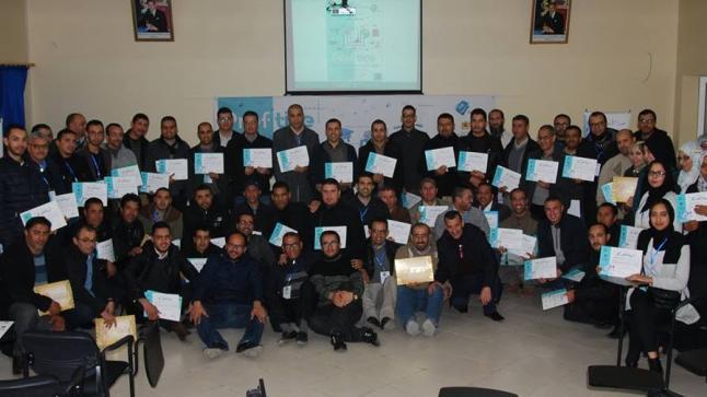 التقرير الكامل للنسخة الثالثة من ملتقى جمعية الاستاذ PROF TICE