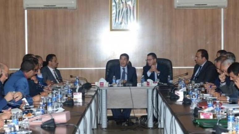 """مستجدات اللقاءات التنسيقية التي ترأسها وزير التربية الوطنية """"سعيد أمزازي"""""""