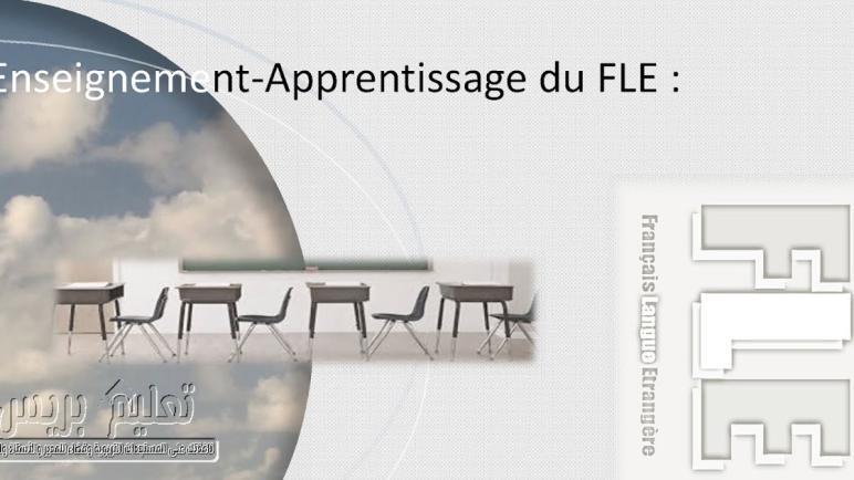 ديداكتيك تدريس اللغة الفرنسية للابتدائي