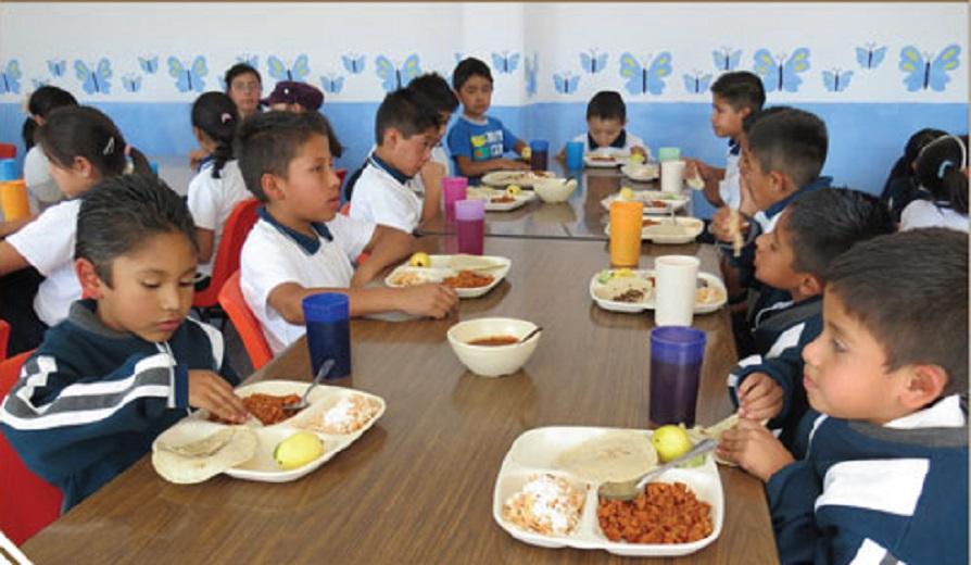 Buscan senadores promover construccin de comedores