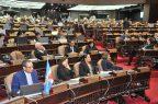 Diputados de la RD guardan minuto silencio por víctimas sismo en Haití