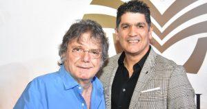 """Cantantes Braulio y Eddy Herrera preparan espectáculo """"Amigos"""""""