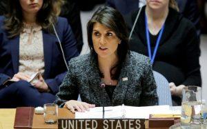 EEUU: Nikki Haley renuncia como embajadora ante la ONU