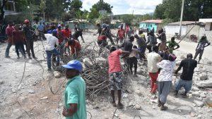 Terremoto de 5,9 agrava la precaria situación en el vulnerable Haití