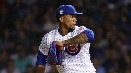 Cubs ponen al cerrador dominicano Pedro Strop en lista de lesionados