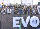 BOLIVIA: Evo Morales comienza campaña para reelección ante miles de seguidores