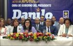 Dicen todo listo para acto el domingo en apoyo obras Gobierno de Danilo Medina