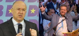 Domínguez Brito reta a Leonel a un debate público sobre propuestas