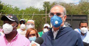 Luis Abinader promete recursos para Hato Mayor y otras zonas afectadas