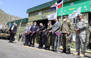 Gobierno inaugura puesto de control en Jimaní para combatir actos ilícitos