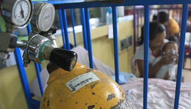 Salud Pública asegura que el oxígeno está garantizado en los hospitales