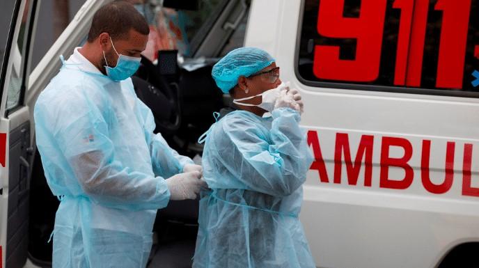En aumento casos Covid RD; reportan 14 muertes y 1,440 nuevos contagios