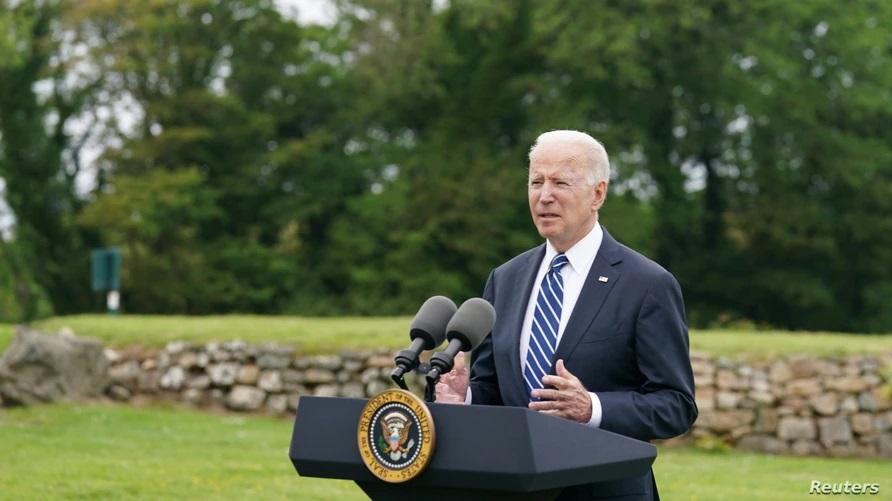 Biden anuncia donaciones de vacunas e insta a los líderes mundiales a unirse