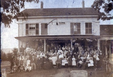 100 year anniverary of Karr settlement in Karr Valley 1900