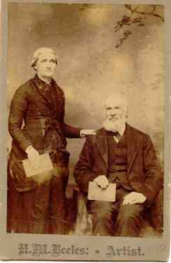 Great-Great-Great Grandfather Mackley