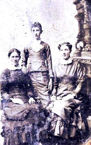 Old tintype