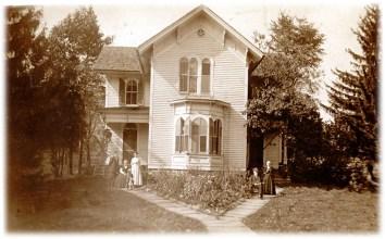 Residence in Alfred, N.Y.