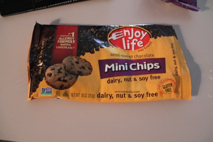 Dairy Free Mini Chocolate Chips