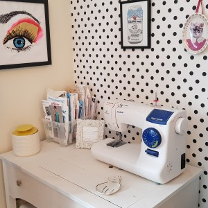 Shop my sewing room