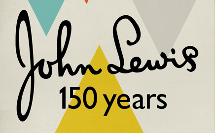 John Lewis 150 years #150