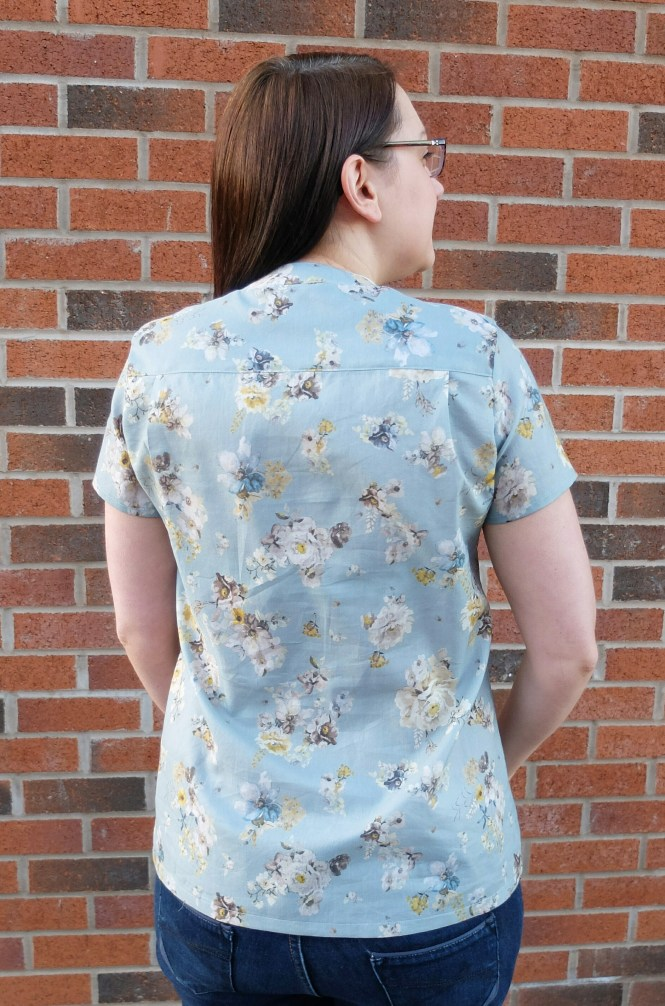 Almond rock Threadcount blouse Remnant Kings
