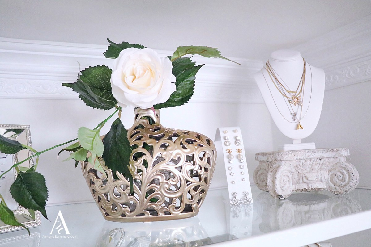 closet accessories jewelry display ideas