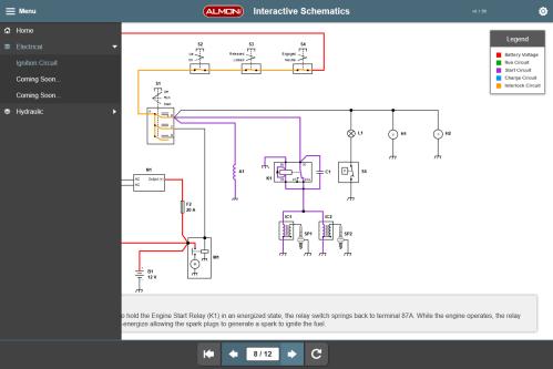 small resolution of interactive schematics