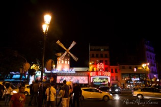 Paris (30) - moulin rouge