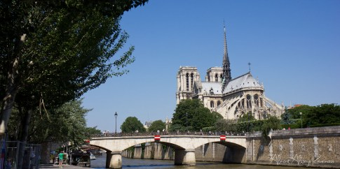 Paris (32) - notre dame